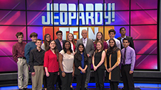 [Jeopardy! 2019 Teen Tournament - Group Shot]