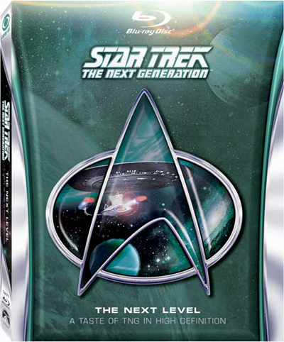 Star Trek TNG is coming to Blu-ray